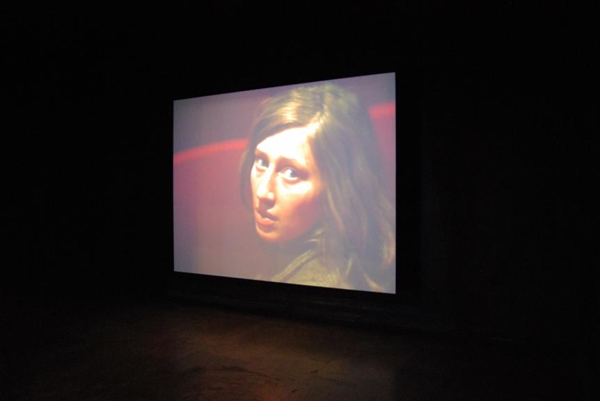 W-Kino-Peinture installation view