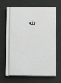 AB - Artist Book - 2012 Cura Magazine, Rome